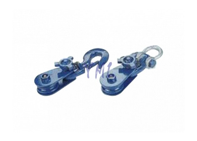 BL01 SB & HB Hook/Shackle type Block