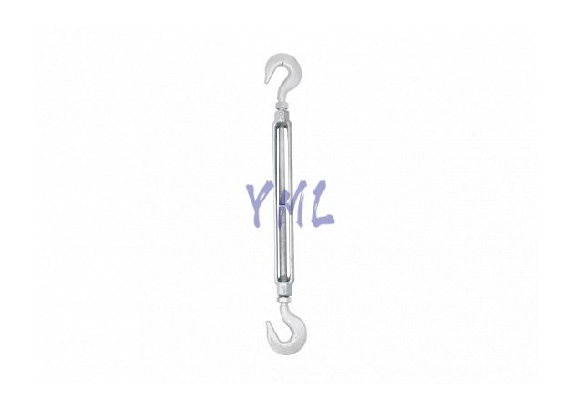 TB03 U.S. Type Drop Forged Turnbuckle, Hook-Hook