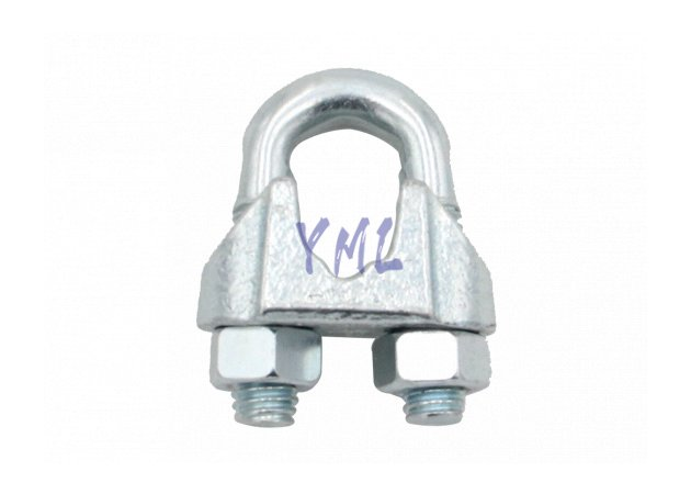 CL01 US Type Malleable Wire Rope Clip