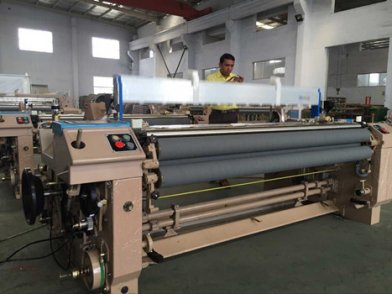 TDW408 heavy water jet loom