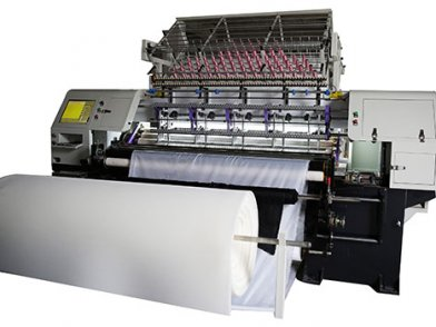 China TONGDA TD-64G Computerized Multi Needle Quilting Machine