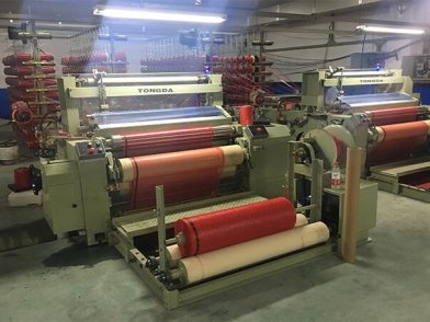 TDP-501 PP PE for Leno Fabric Onion Bag Weaving Machine